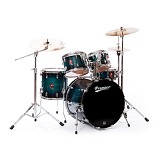 PREMIER Maple Shell Drum Kit XPK Series [KIT 1] - Blue Burst Lacquer - Drum Kit
